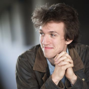 60 seconds with ... Misha Mullov-Abbado