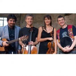 Stradivarius in Rio quartet