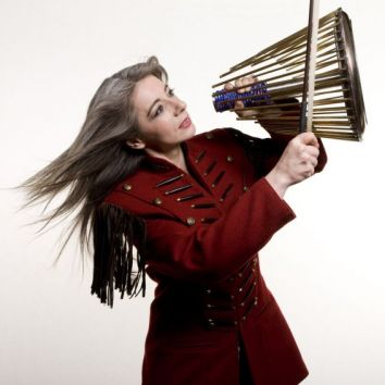 60 seconds with ... Evelyn Glennie